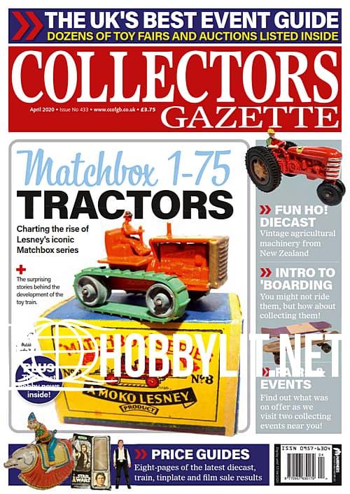 Collectors Gazette - April 2020