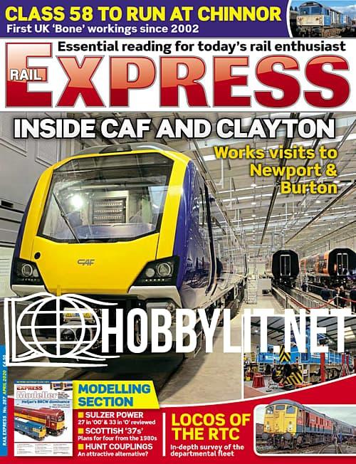 Rail Express - April 2020
