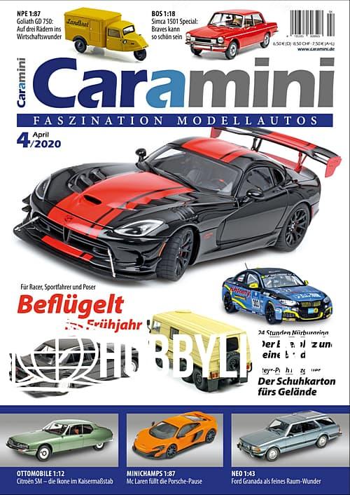 Caramini - April 2020