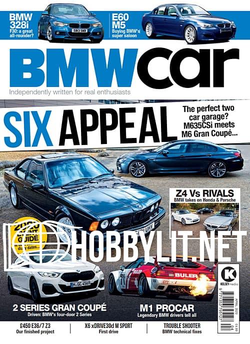 BMW Car - April 2020