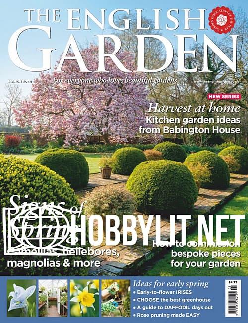 The English Garden - March 2020