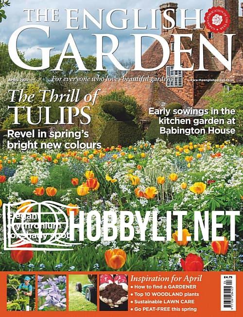 The English Garden - April 2020