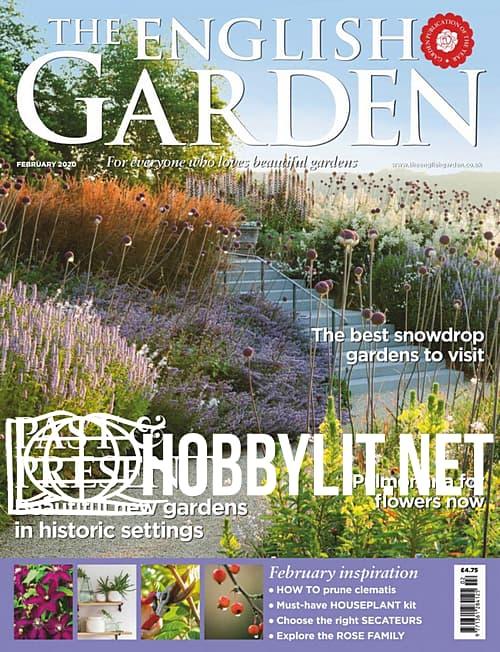 The English Garden - February 2020