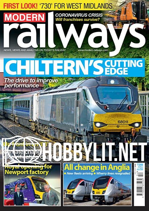 Modwern Railways - April 2020