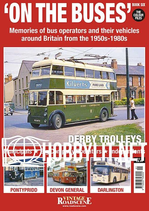 Vintage Roadscene Archive - 'On the Buses' Volume 6