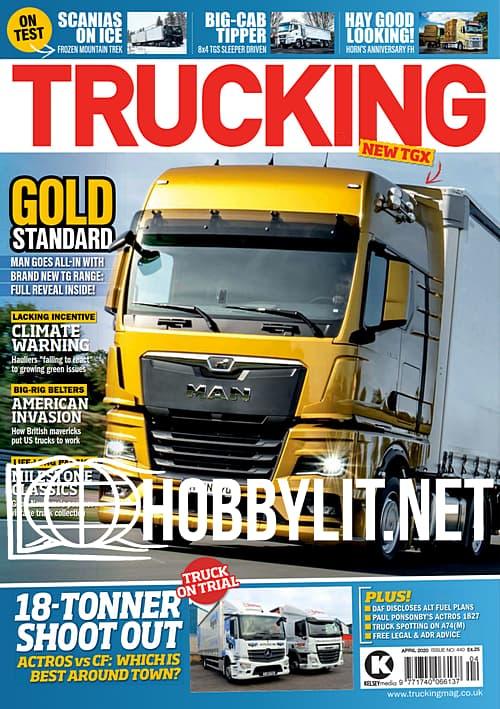 Trucking Magazine - April 2020