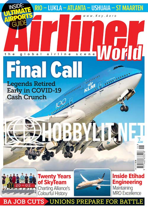 Airliner World - June 2020