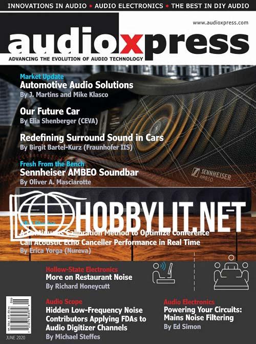 audioXpress - June 2020