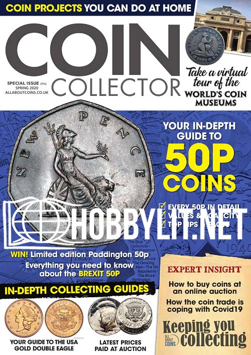 Coin Collector - Spring 2020