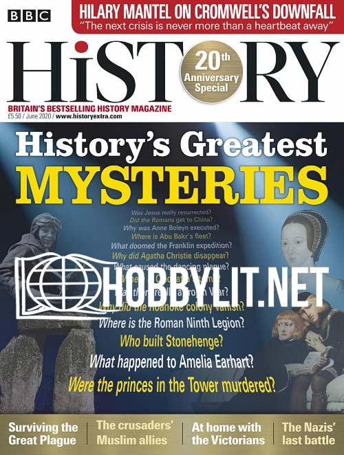 History - June 2020