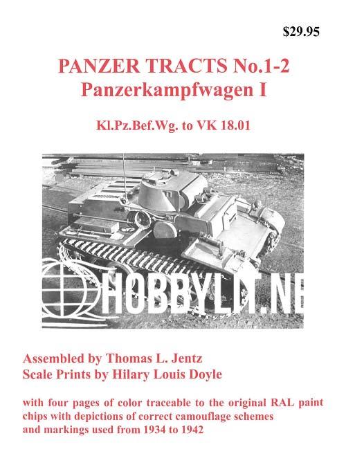 Pannzerkampfwagen I.Kl.Pz.Bef.Wg. VK 18.01