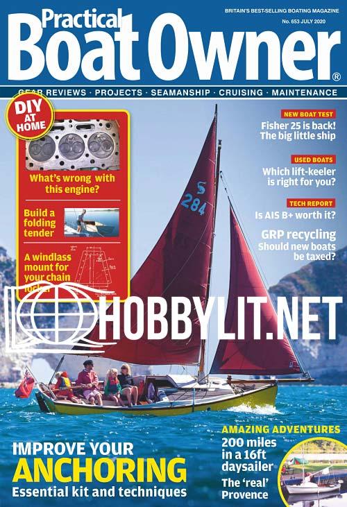 Practical Boat Owner - July 2020
