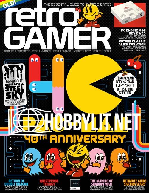 Retro Gamer Issue 207