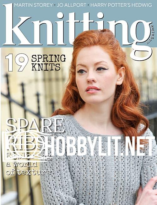 Knitting Magazine - May 2020