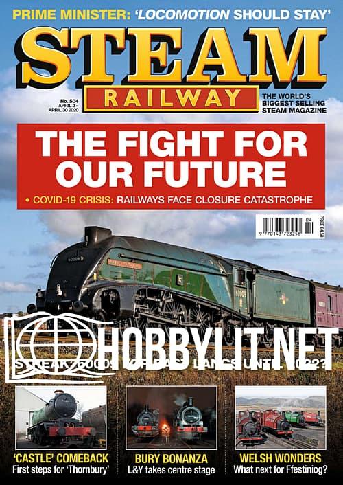 Steam Railway - 3 April 2020