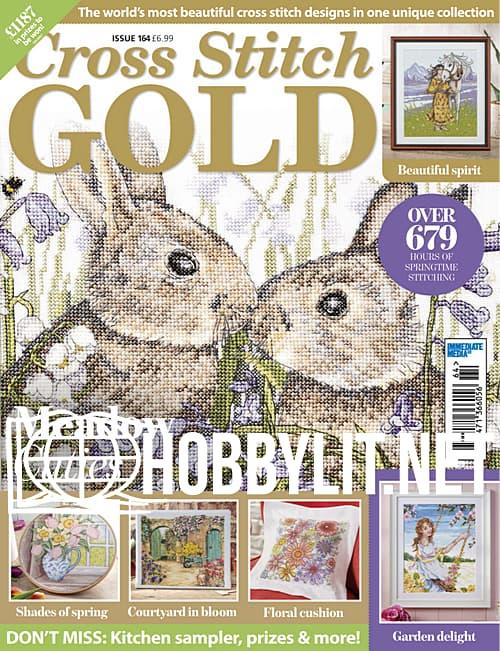 Cross Stitch Gold Issue 164