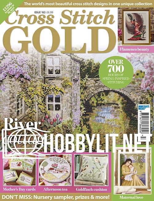 Cross Stitch Gold Issue 163