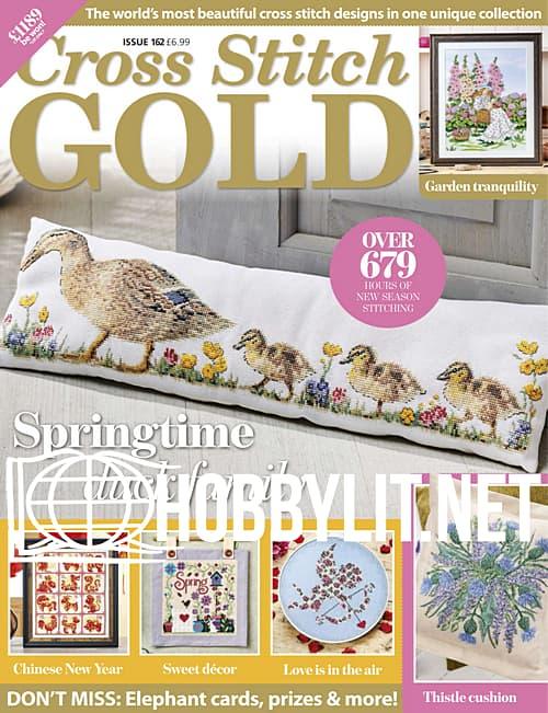 Cross Stitch Gold Issue 162