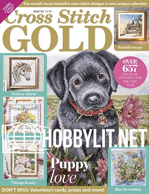 Cross Stitch Gold Issue 161