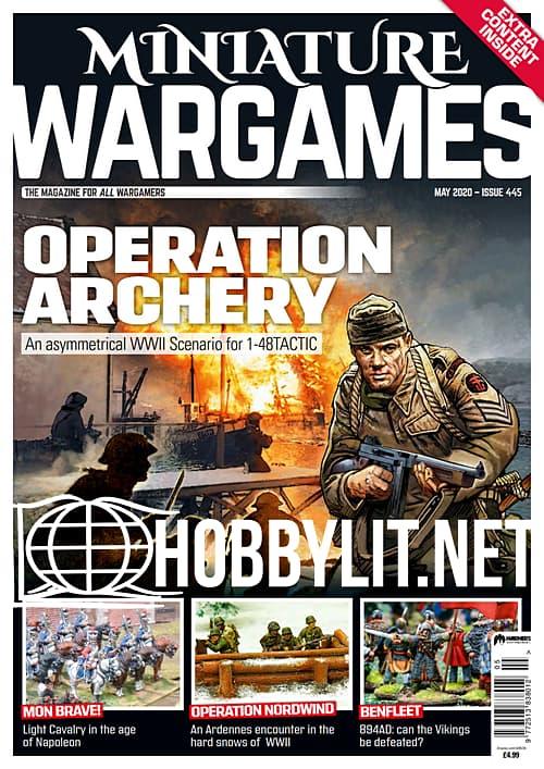 Miniature Wargames - May 2020