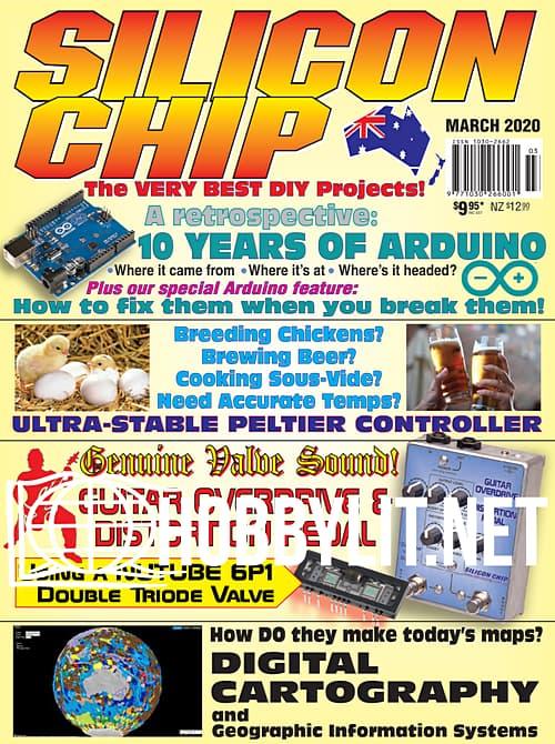 Silicon Chip - March 2020