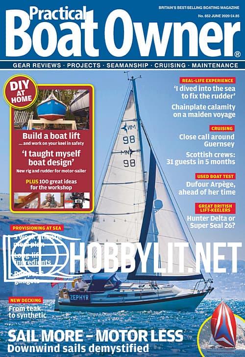 Practical Boat Owner - June 2020