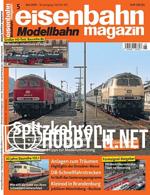 Eisenbahn Magazin – Mai 2020