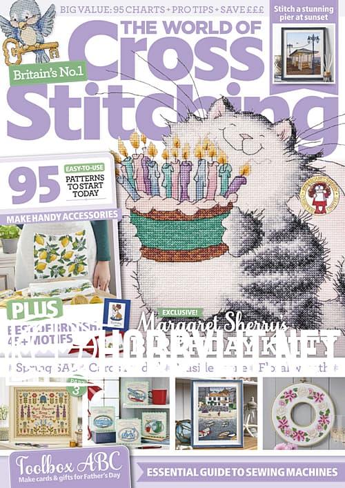 The World of Cross Stitching - June 2020