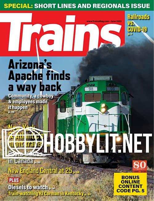 Trains - June 2020