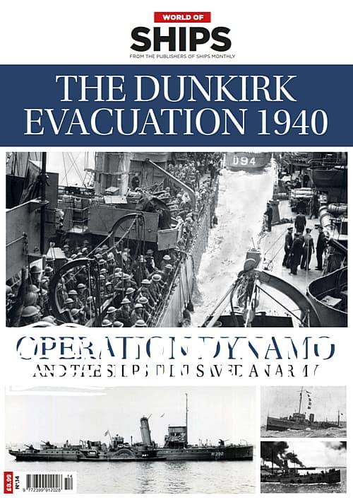 World of Ships - The Dunkirk Evacuation 1940