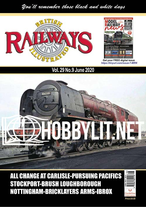British Railways Illustrated - June 2020