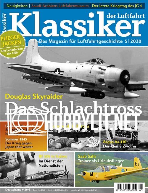 Klassiker der Luftfahrt 2020-05