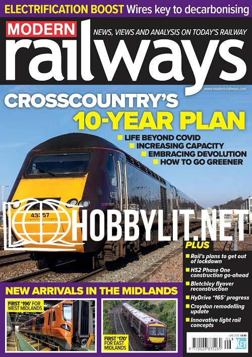 Modern Railways - June 2020