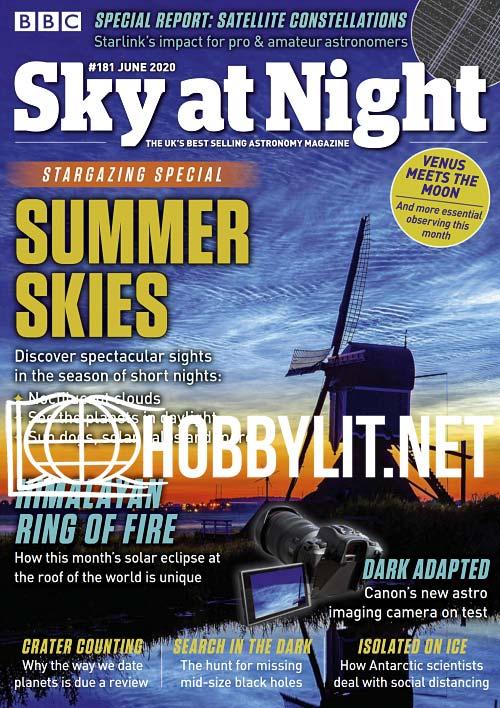 Sky at Night - June 2020