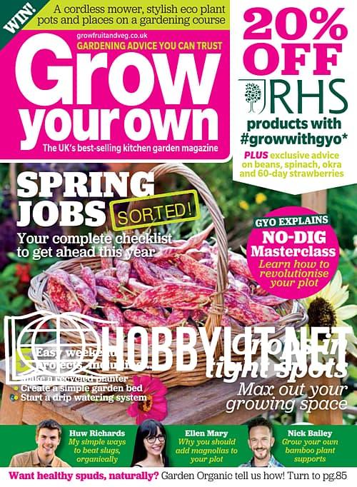 Grow Your Own - April 2020