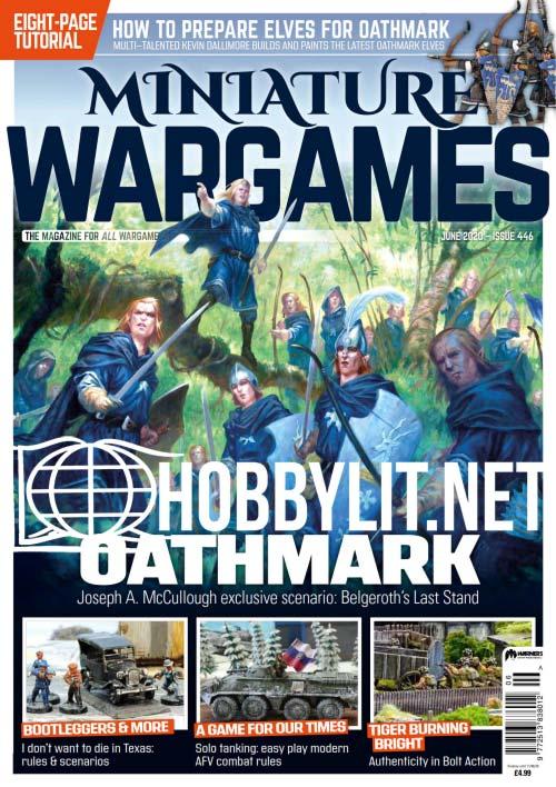 Miniature Wargames - June 2020