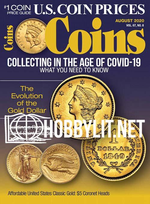 Coins – August 2020