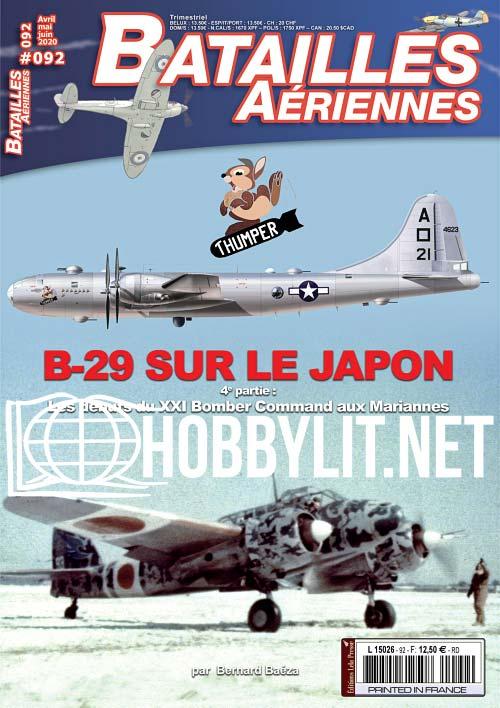 Batailles Aeriennes 92 - Avril/Mai/Juin 2020