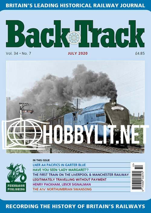 Back Track - July 2020