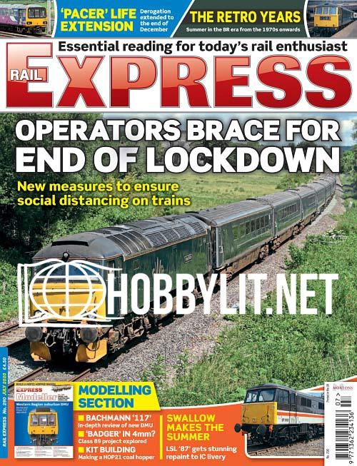 Rail Express - July 2020