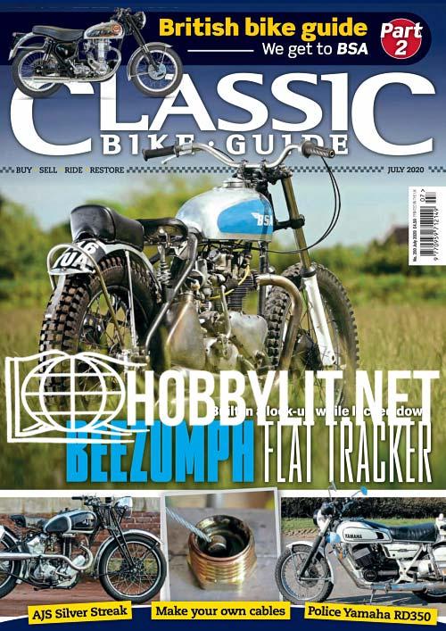 Classic Bike Guide - July 2020