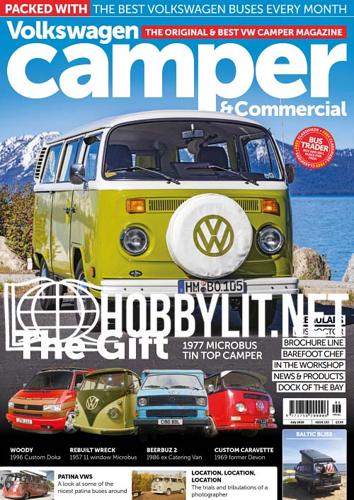 Volkswagen Camper & Commercial - July 2020