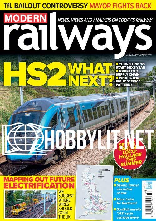 Modern Railways - July 2020