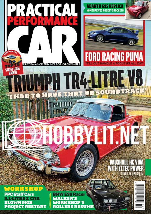 Practical Performance Car - July 2020