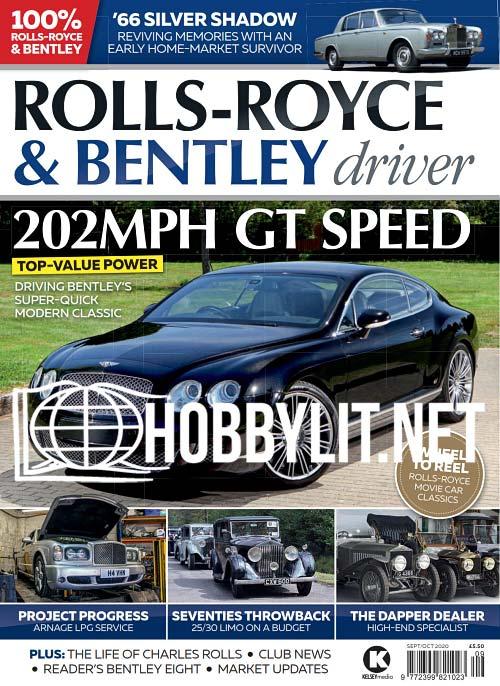 Rolls-Royce & Bentley Driver - September-October 2020