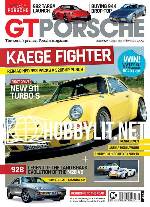 GT Porsche - August-September 2020
