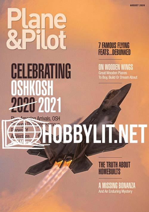 Plane & Pilot - August 2020