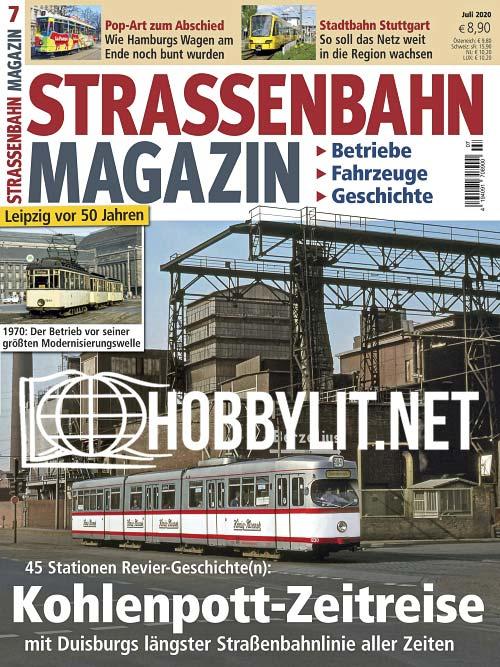 Straßenbahn Magazin – Juli 2020