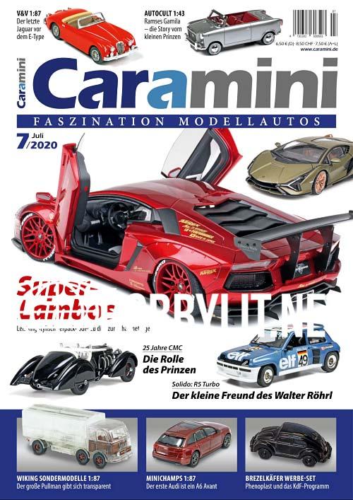 Caramini - Juli 2020