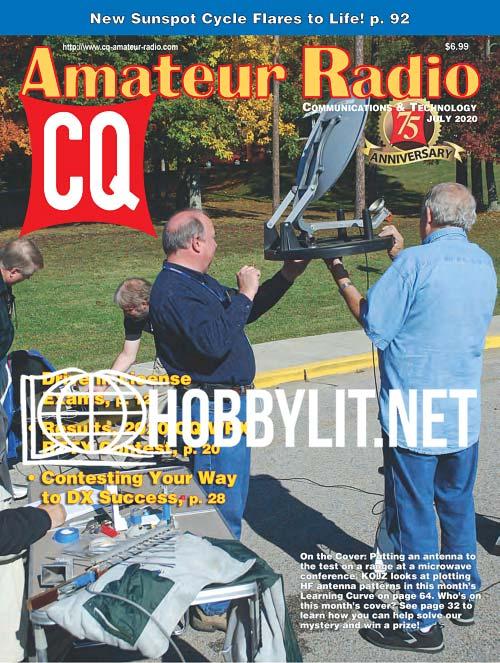 CQ Amateur Radio - July 2020